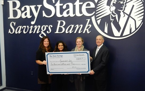 Thank You Bay State Savings Bank!