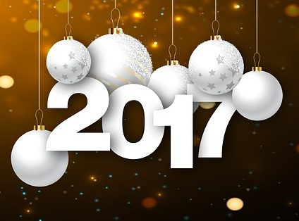 Welcoming in 2017!