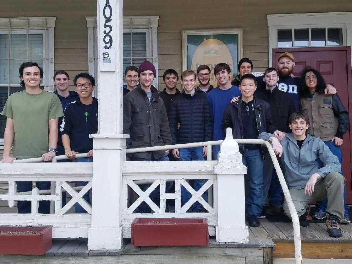 Beta Theta Pi, Worcester Polytechnic Institute Volunteers