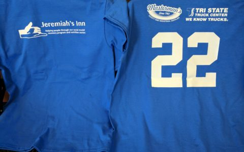 Sober Softball Team shirts are in!