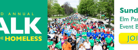 CMHA 33rd Annual Walk for the Homeless