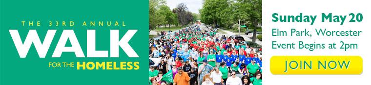 CMHA 33rd Annual Walk for the Homeless