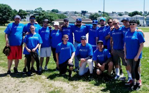 Sober Softball is in Full Swing!
